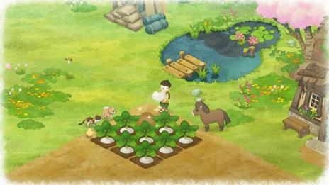 Doraemon Story of Seasons - SWITCH - 9