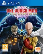 BANDAI NAMCO Entertainment One Punch Man: A Hero Nobody Knows (PS4) PlayStation 4 Basic Multilingua