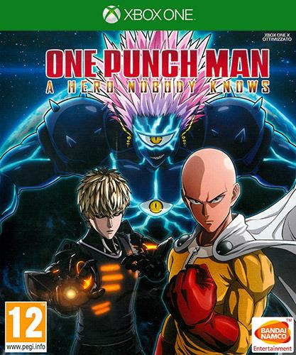 One Punch Man: A Hero Nobody Knows - XONE