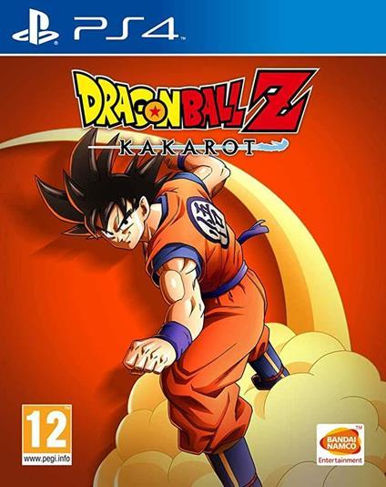 Dragon Ball Z: Kakarot PlayStation 4 [Edizione: Francia]
