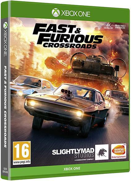 Fast & Furious Crossroads - XONE