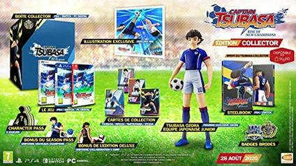 Captain Tsubasa:Rise of New Champions CE - PS4