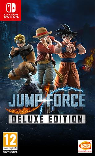 Jump Force Deluxe Ed. - SWITCH