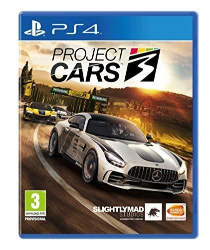 Project Cars 3 PlayStation 4 [Edizione: Regno Unito]