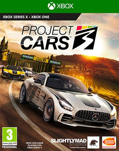 Project Cars 3 - XONE