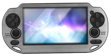 Bigben Interactive Metallic Case Cover Sony Grigio Metallo