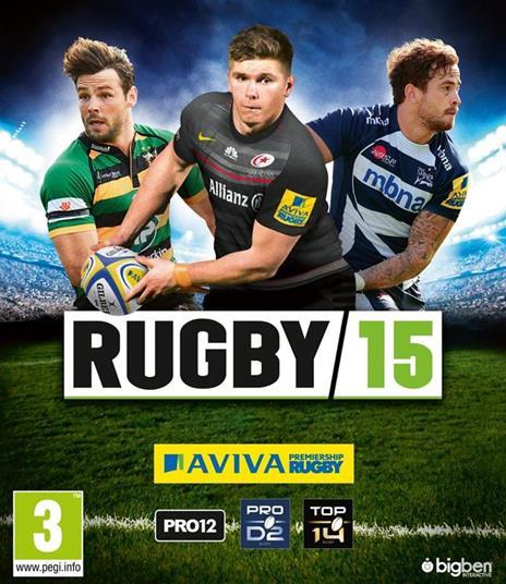 Rugby 2015 - XONE