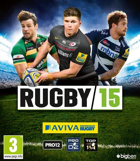 Rugby 2015 - XONE - 2