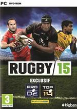 Bigben Interactive Rugby 15, PC videogioco Basic