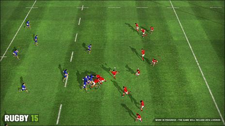 Bigben Interactive Rugby 15, PC videogioco Basic - 2