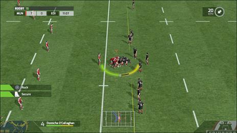 Bigben Interactive Rugby 15, PC videogioco Basic - 5