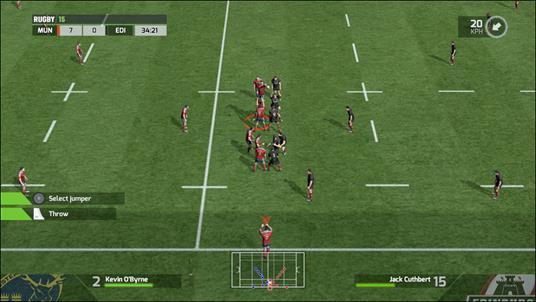 Bigben Interactive Rugby 15, PC videogioco Basic - 6