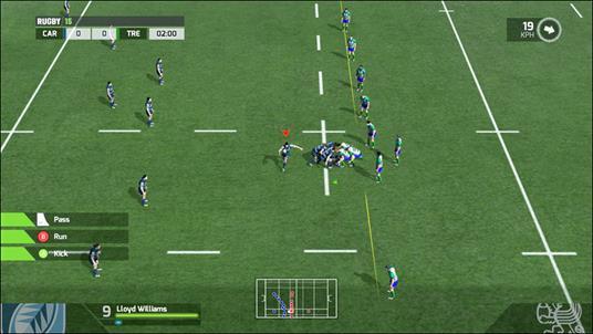 Bigben Interactive Rugby 15, PC videogioco Basic - 7