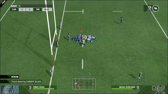 Bigben Interactive Rugby 15, PC videogioco Basic - 10