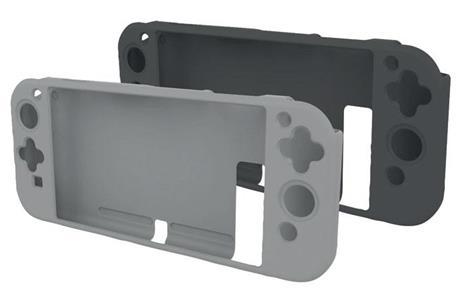 Bigben Interactive SWITCHGLOVE custodia per console portatile Cover Nintendo Nero Silicone - 3