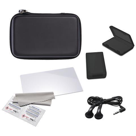 Bigben Interactive SWITCHPACK1 custodia per console portatile Custodia a tasca Nintendo Nero - 2