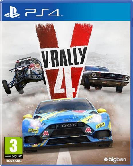 Sony PS4 V-Rally 4