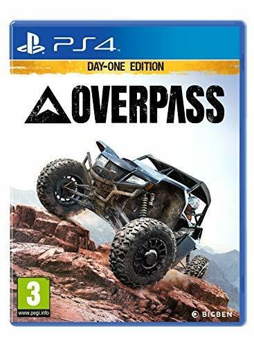 Overpass D1 Edition - PS4