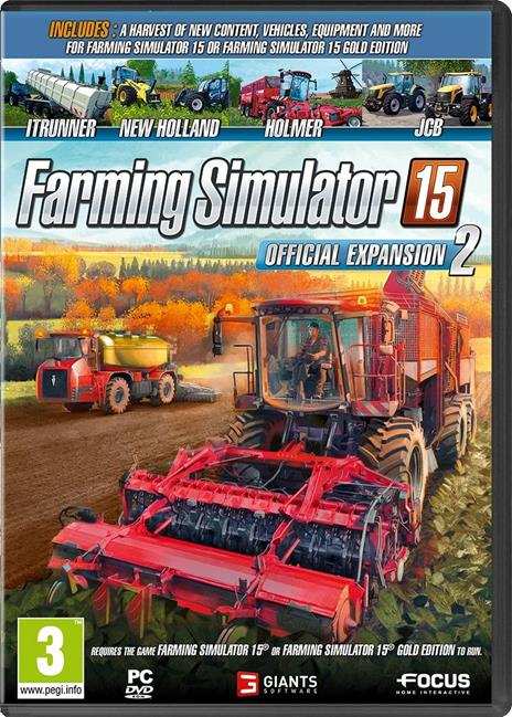 Farming Simulator 15 Off Exp 2 - PC
