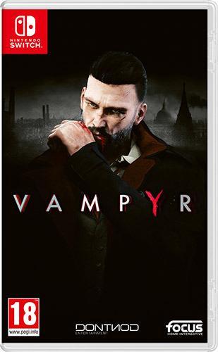 Vampyr - SWITCH