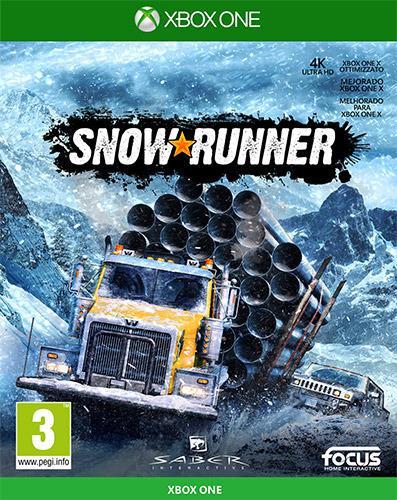 Snowrunner - XONE