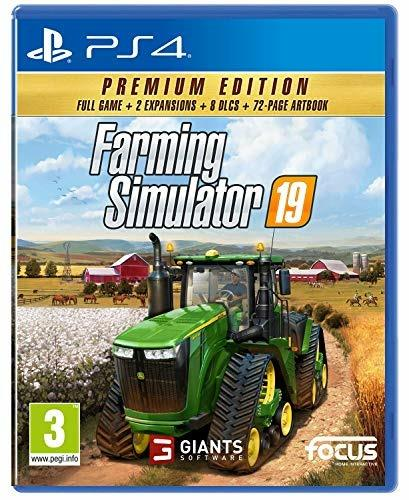 Farming Simulator 19 Premium Edition - PlayStation 4