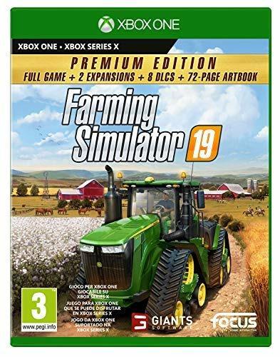 Farming Simulator 19 Premium Edition - XONE