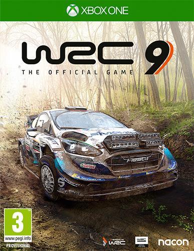 WRC 9 - XONE