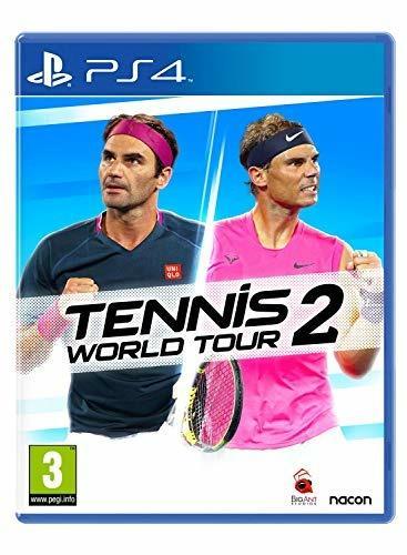 Tennis World Tour 2 - PS4