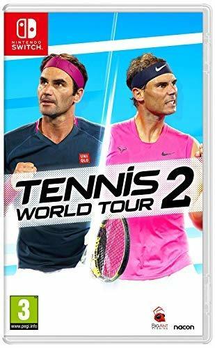 Tennis World Tour 2 - Switch