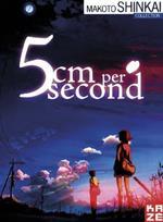 5 cm per second (3 DVD)