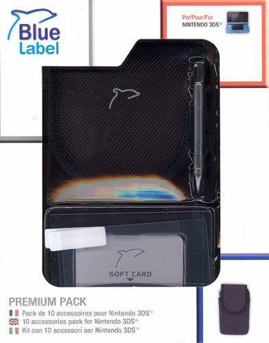 3DS Premium Pack Nero