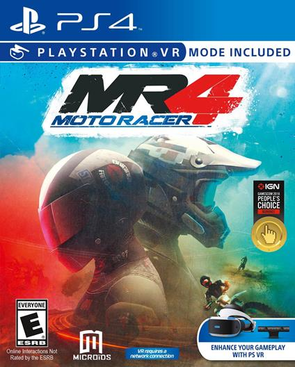 Activision Moto Racer 4, PS4 videogioco PlayStation 4 Basic ITA