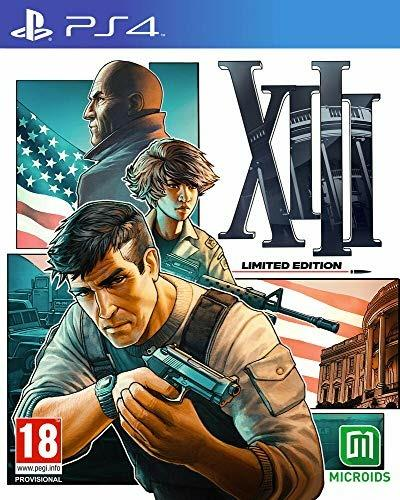 Xiii Limited PlayStation 4