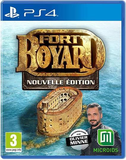 Fort Boyard Nouvelle Edition [Edizione: Francia]