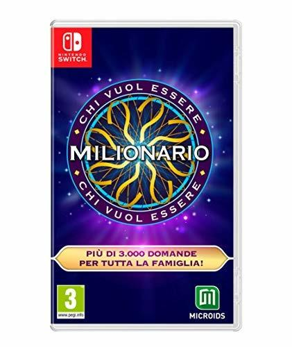 Who Wants To Be A Millionaire  Nintendo Switch