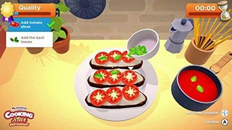 My Universe: Cooking Star restaurant - Nintendo Switch - 2