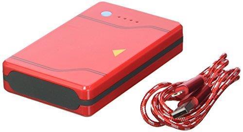 Steelplay JVAMUL00082 Powergo Power Bank con cavo intelligente per smartphone