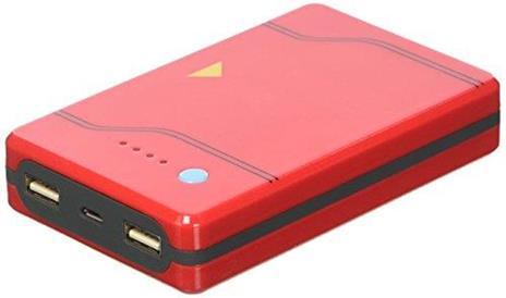 Steelplay JVAMUL00082 Powergo Power Bank con cavo intelligente per smartphone - 3