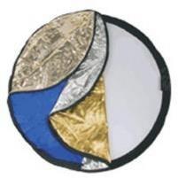 Dörr CRK-42 riflettore per studio fotografico round Black,Blue,Gold,Silver,White
