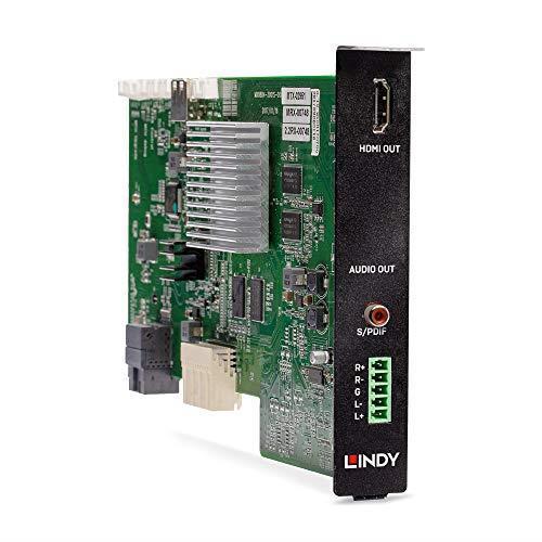LINDY 38352 - Scheda di uscita HDMI a porta singola, 18G