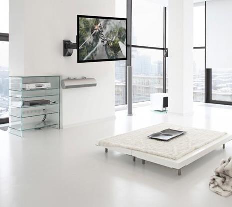 """Reflecta 23112 supporto da parete per tv a schermo piatto 101,6 cm (40"""") Nero - 2"""