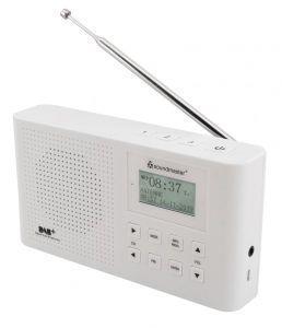 Soundmaster DAB160WE radio Portatile Bianco
