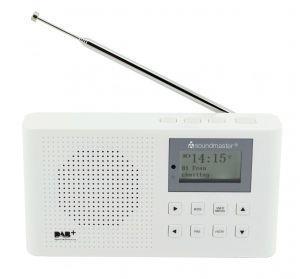 Soundmaster DAB160WE radio Portatile Bianco - 2