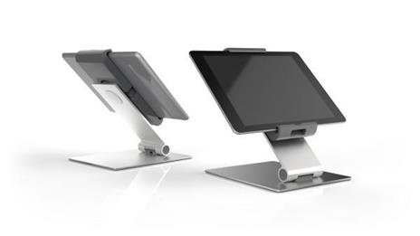 Durable Tablet holder Tablet/UMPC Argento Supporto passivo - 14