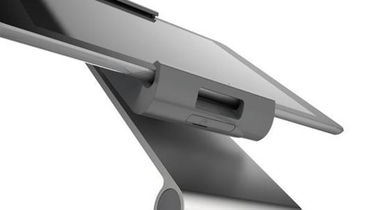 Durable Tablet holder Tablet/UMPC Argento Supporto passivo - 16