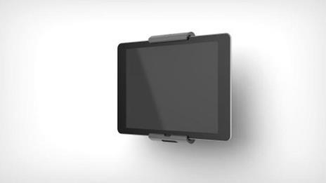 Durable 893423 supporto per personal communication Supporto attivo Tablet/UMPC Argento - 11