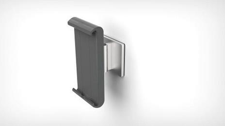 Durable 893423 supporto per personal communication Supporto attivo Tablet/UMPC Argento - 9