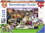 Ravensburger-44 Gatti Puzzle per Bambini, Multicolore, 05012