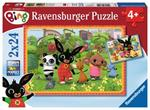 Bing Ravensburger Puzzle 2x24 pz